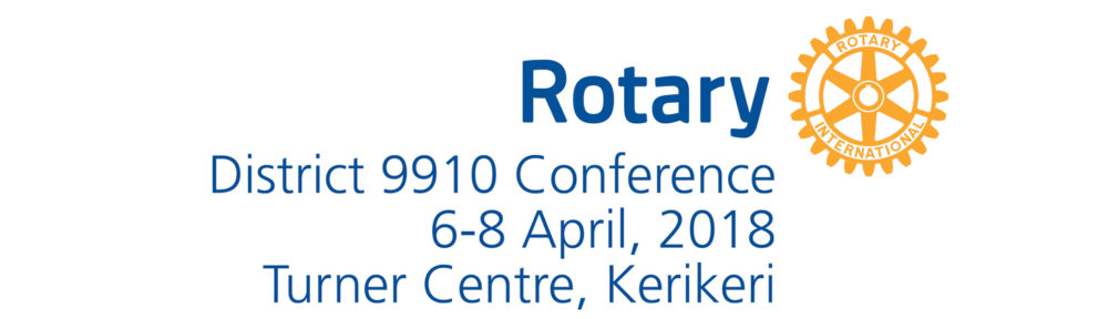 Rotary District 9910 Conference 2018