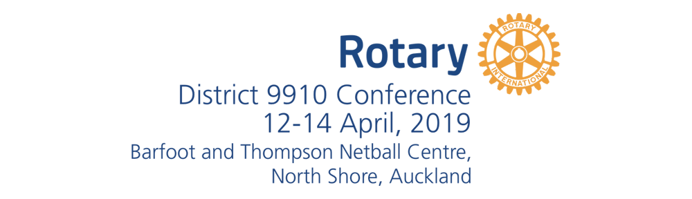 Rotary District 9910 Conference 2019